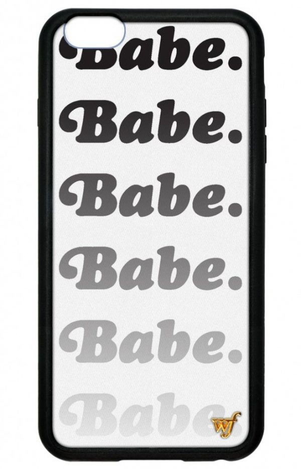 detailed look 0747a 91bae Babe Wildflower iPhone 5/5s/SE Case