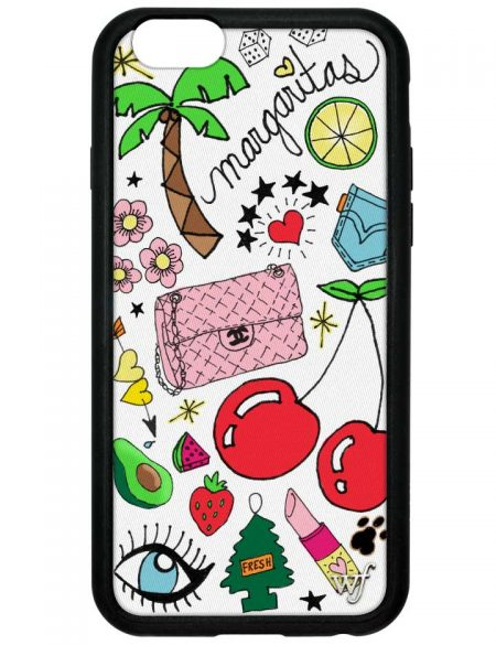 Devon Doodle iPhone 6/7 Case