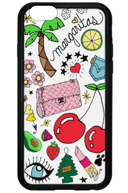 Devon Doodle iPhone 5/5s/SE Case
