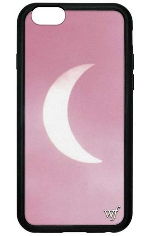 Pink Moon iPhone 5/5s Case
