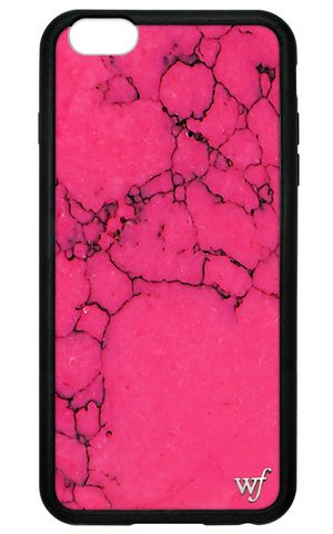 Pink Marble iPhone 6 Plus case