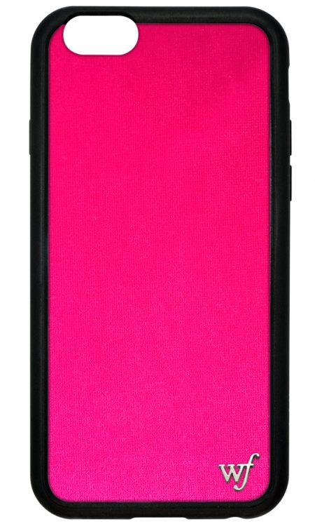 Bubblegum Velvet iPhone 6/7 Case