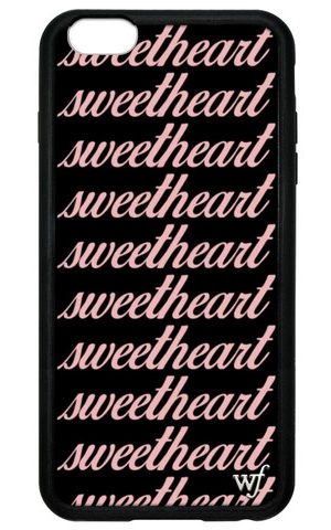 Sweetheart iPhone 6 Plus case