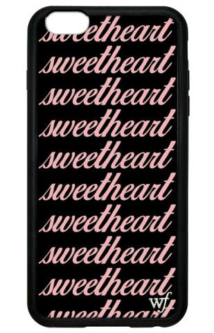 Sweetheart iPhone 6 Plus case