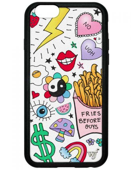 Sydney Doodle iPhone 5/5s/SE Case