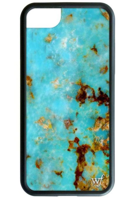 Turquoise iPhone 6/7 case