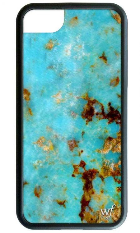 Turquoise iPhone 6/7 case