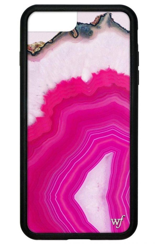 PRE-ORDER: Magenta Stone iPhone 6/7/8 Plus case
