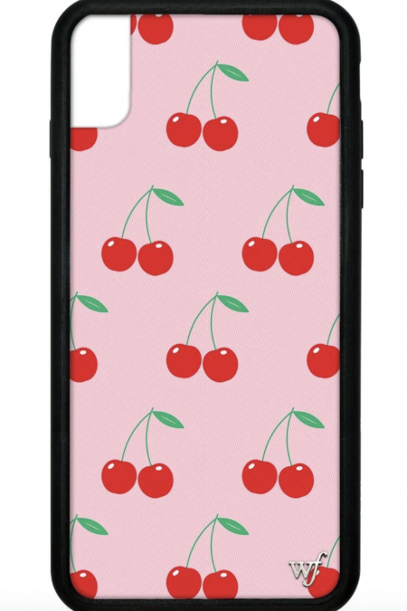 PRE-ORDER: Pink Cherries iPhone XS Max case