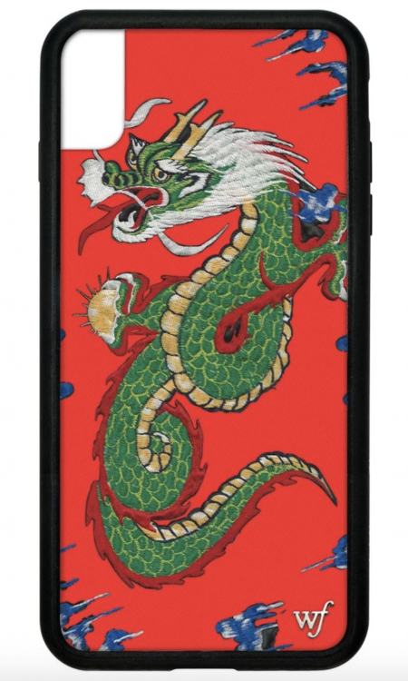 PRE-ORDER: Red Dragon iPhone XR case