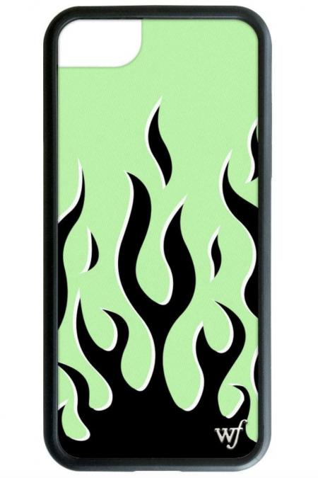 PRE-ORDER: Neon Flames iPhone X/XS case