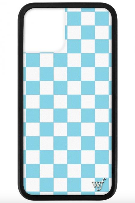 PRE-ORDER: Blue Checkers iPhone 11 Pro case