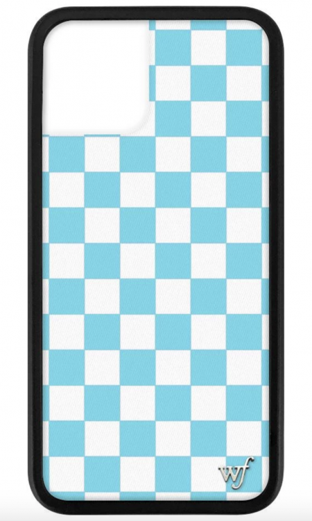 PRE-ORDER: Blue Checkers iPhone 11 Pro case