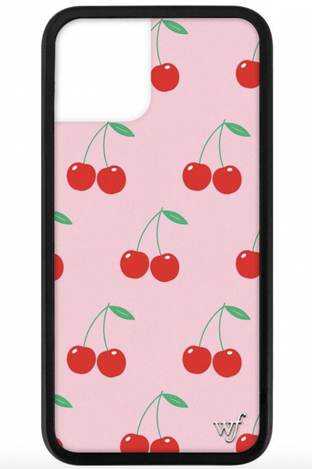 PRE-ORDER: Pink Cherries iPhone 11 Pro Case