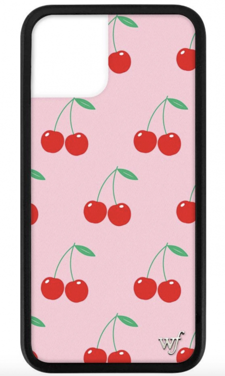 PRE-ORDER: Pink Cherries iPhone 11 Pro Max Case