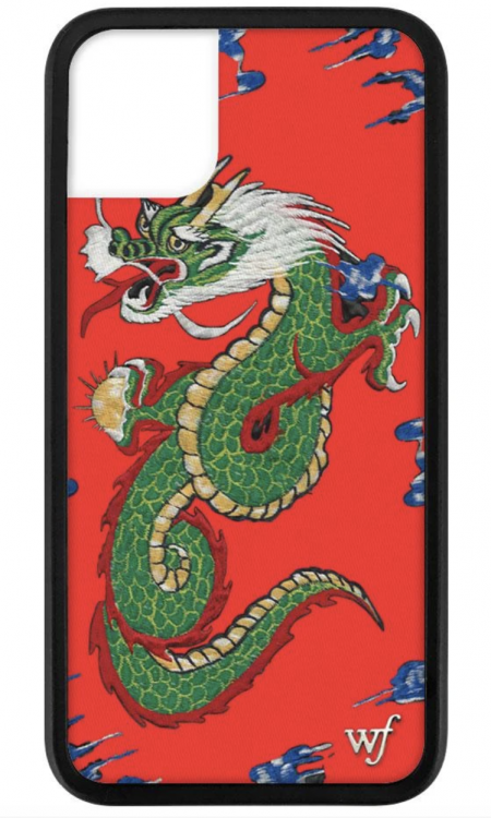 PRE-ORDER: Red Dragon iPhone 11 case