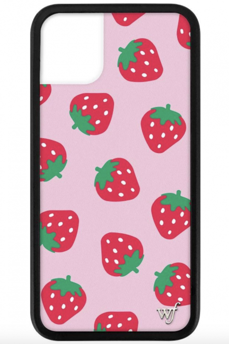 PRE-ORDER: Strawberry iPhone 11 case