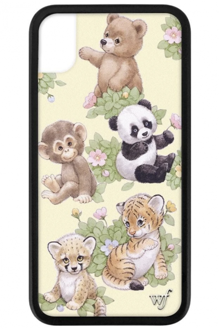 PRE-ORDER: Safari Babies iPhone XR case