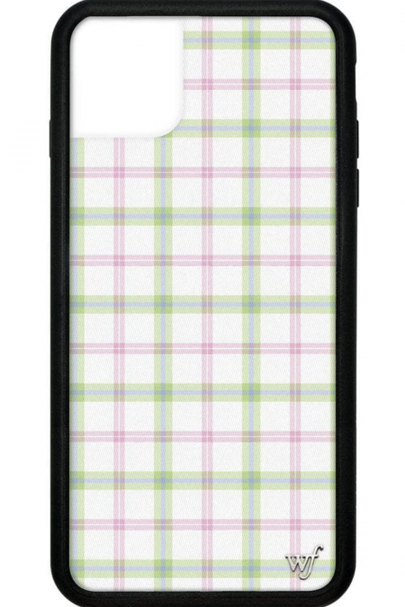 PRE-ORDER: Pastel Plaid iPhone 11 Pro Max Case