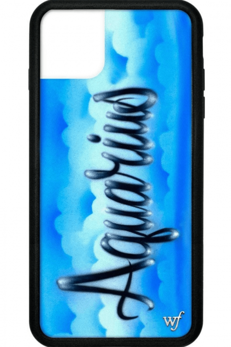 PRE-ORDER: Aquarius iPhone 11 Pro Max Case